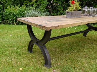 Industrial Coffee Table 2