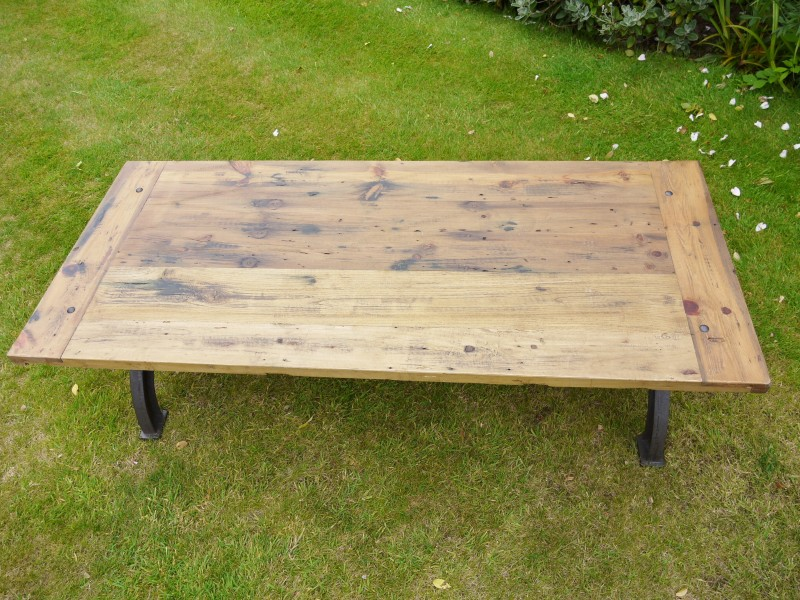 Industrial Coffee Table 4